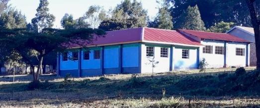 The KEEP Classroom Block